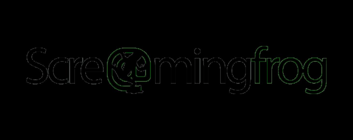logo screamingfrog algenio