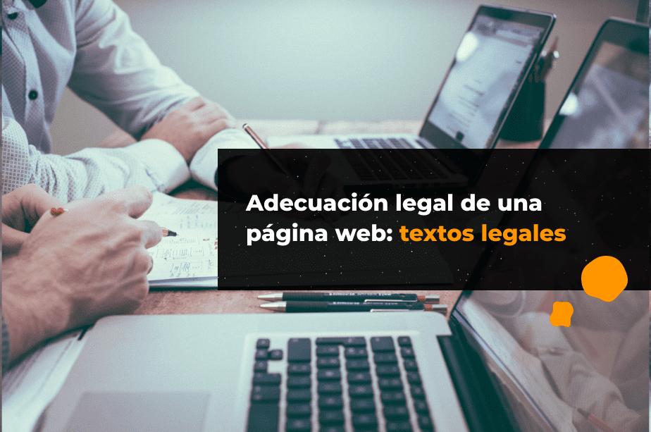cabecera textos legales web